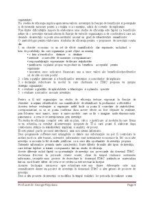 Evaluarea Eficientei Investitiilor in IT&C - Pagina 4
