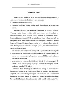 Site Web Dinamic-Educational Sportiv - Pagina 3