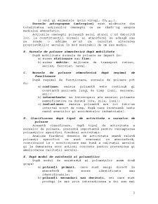Legislația privind Protecția Mediului - Pagina 3