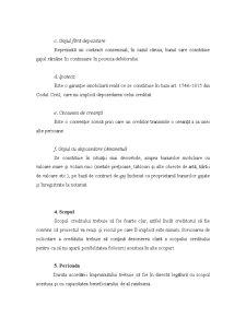 Mecanisme și Tehnici de Acordare a Creditelor - Pagina 5