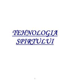 Tehnologia Spirtului - Pagina 2