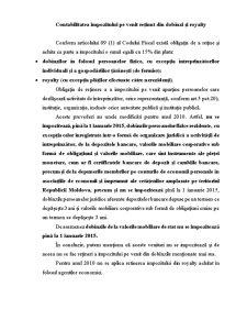 Contabilitatea Impozitului pe Venit la Sursa de Plata - Pagina 3
