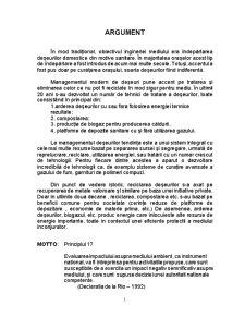 Gestionarea Deseurilor - Pagina 4