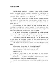 Sinteza și Analiza Structurilor de Reglare pentru Sistemul Dinamic Stabilizator de Ruliu - Pagina 4
