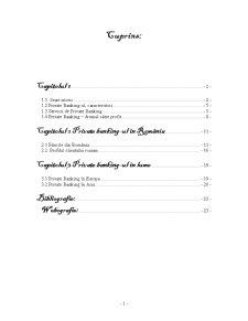 Private Banking în România și în Lume - Pagina 2