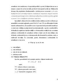 Impactul Timpului asupra Procesului Investitional - Pagina 5