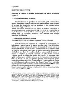 Contractul de Leasing în Dreptul Român - Pagina 4