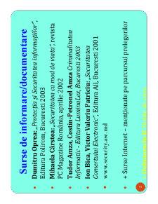 Securitatea Informationala a Business-ului - Pagina 2