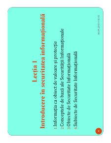 Securitatea Informationala a Business-ului - Pagina 4