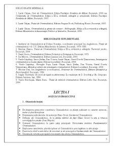 Continutul Tematic al Cursului de Criminalistica - Pagina 5