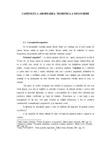 Abordarea Teoretica a Negocierii - Pagina 3