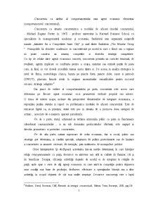 Rolul Concurentei in Economia de Piata - Pagina 4
