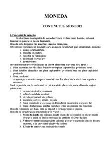 Curs Moneda - Pagina 1