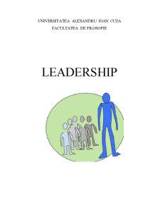 Leadership - Pagina 1