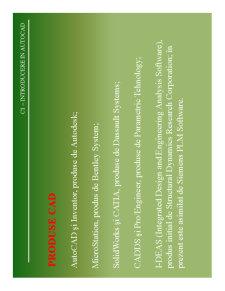 Autocad pentru Incepatori - Pagina 3