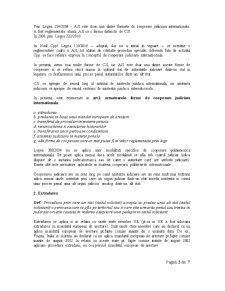 Cooperare Judiciara - Pagina 2