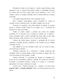 Monografia Profesiei de Sociolog - Pagina 3