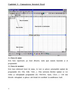Curs Excel  pentru Incepatori - Pagina 5