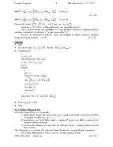 Metode Numerice - Pagina 4