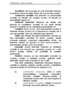Contabilitatea -Limbaj Universal al Lumii Afacerilor - Pagina 5