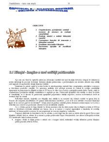 Bilantul Contabil - Oglinda a Patrimoniului - Pagina 1