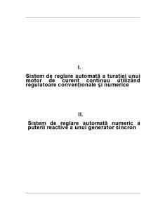 Ingineria Reglari Automate - Pagina 2