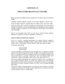 Indicatorii Bilanțului Contabil - Pagina 1
