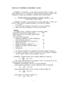 Curs Risc și Incertitudine - Pagina 1