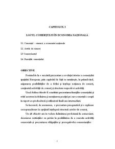 Bazele Comertului - Specializarea Turism-Servicii - Pagina 2