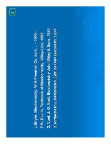 Biochimie Metabolica - Pagina 2