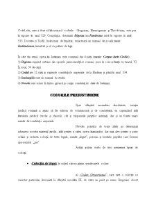 Opera de Codificare a Imparatului Iustinian - Pagina 3