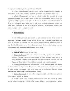 Opera de Codificare a Imparatului Iustinian - Pagina 4