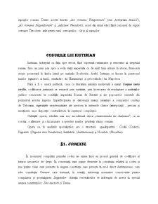 Opera de Codificare a Imparatului Iustinian - Pagina 5
