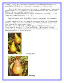 Pomologie - Parul - Sortimentul la Par - Caracterizare - Pagina 5