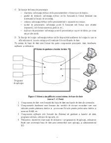 Abordare Aplicativa - Sistemul de Gestiune al Bazelor de Date Microsoft Access 2000 - Pagina 3