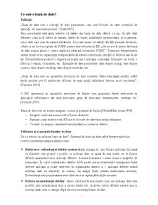 Abordare Aplicativa - Sistemul de Gestiune al Bazelor de Date Microsoft Access 2000 - Pagina 4