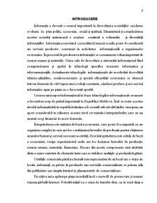 Elaborarea Locației Web pentru SRL Neotec - Pagina 3