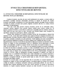 Tehnologia Cresterii Animalelor - Cresterea Bovinelor - Pagina 5