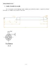 Conceptia si Managementul Tehnologiei de Fabricatie - Pagina 2