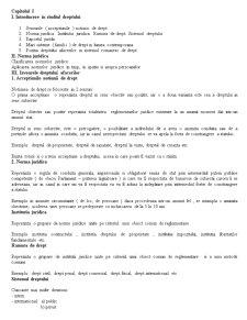 Drept - Norma Juridica - Acte Juridice - Pagina 1