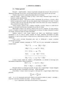Curs Chimie Generala - Pagina 1
