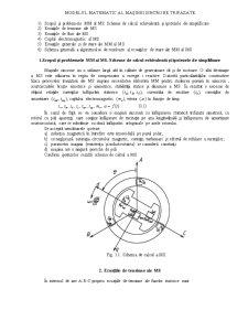 Modelarea Matematica in Actionari Electrice - Pagina 1