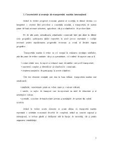 Transportul Maritim - Pagina 1