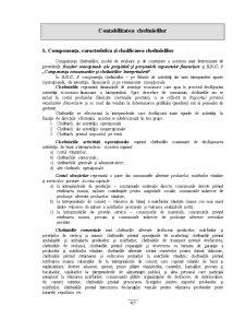 Contabilitatea Cheltuielilor - Pagina 1