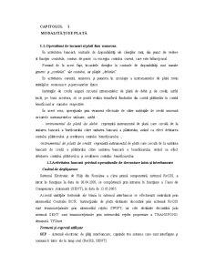 Modalitati si Instrumente de Plata Moderne Utilizate in Practica Bancara Romaneasca - Pagina 5