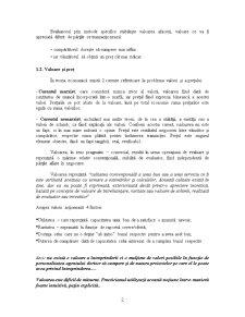 Evaluarea Întreprinderilor - Pagina 2