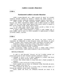 Analiză economico-financiară - Pagina 1