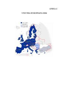 Analiza Stadiului Pregătirii României în Procesul de Integrare în Uniunea Europeană - Pagina 2