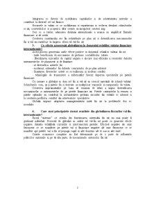 Relații valutar-financiare Internaționale - Pagina 2
