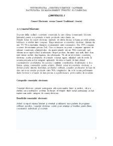 Comert Electronic Versus Comert Traditional - Pagina 3